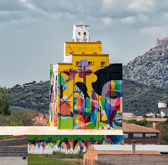 Silo Ciudad Real